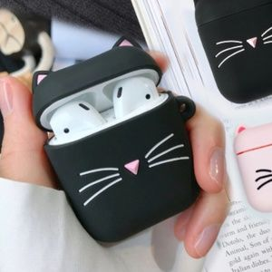 air pods protective cat case